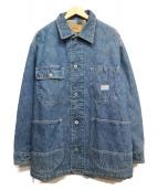 LEVIS(リーバイス)の古着「デニムカバーオール」|インディゴ