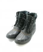 SOREL(ソレル)の古着「トレッキングブーツ」|ブラック