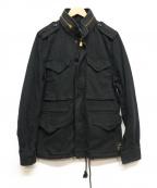 Denim & Supply Ralph Lauren(デニム&サプライ ラルフローレン)の古着「M65ジャケット」|ネイビー