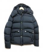 Pyrenex(ピレネックス)の古着「Reims Jacket Smooth」|ネイビー