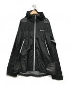 MARMOT(マーモット)の古着「ナイロンジャケット」|ブラック
