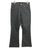 LITTLEBIG(リトルビッグ)の古着「46 Type Denim」|ブラック