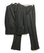 GUCCI(グッチ)の古着「セットアップウールスーツ」|ブラック