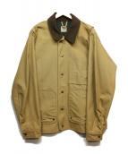 ()の古着「ティンクロスハンティングジャケット」|ベージュ