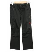 MAMMUT(マムート)の古着「SNOWSHOWER Pants」 ブラック