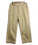 CORONA(コロナ)の古着「M-41 SLACKS」|ベージュ