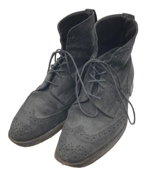 Tricker's(トリッカーズ)Tricker's (トリッカーズ) カントリーブーツ ブラック サイズ:8の古着・服飾アイテム