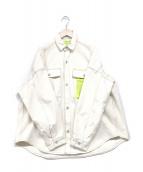()の古着「CPOジャケット」|アイボリー