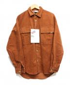 big mac(ビッグマック)の古着「コーデュロイCPOジャケット」|ブラウン