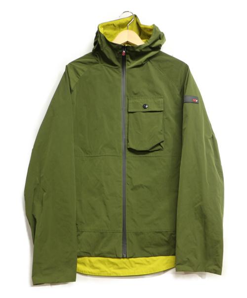 OOF(オーフ)OOF (オーフ) リバーシブルマウンテンパーカー グリーン サイズ:Mの古着・服飾アイテム