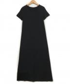 THE ROW(ザ ロウ)の古着「S/Sロングワンピース」|ブラック