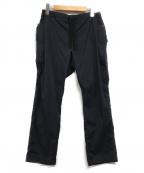 alk phenix(アルクフェニックス)の古着「CRANK ANKLE PANTS」|ネイビー