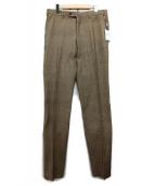 TEGE UNITED ARROWS(テゲ ユナイテッドアローズ)の古着「ツイルパンツ」|ベージュ
