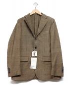 ()の古着「ツイルジャケット」|ブラウン