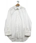 ()の古着「MONTIコットンウォッシュシャツ」|ホワイト