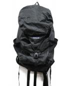 Patagonia(パタゴニア)の古着「Lightweight Travel Pack 26L」|ブラック