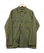 CORONA(コロナ)の古着「シャツジャケット」|カーキ