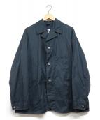 CORONA(コロナ)の古着「ユーティリティワークジャケット」|ネイビー