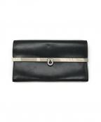 Ferragamo(フェラガモ)の古着「財布」 ブラック