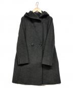 23区()の古着「フーデッドコート」|グレー