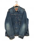 COOTIE(クーティー)の古着「デニムジャケット」|ブルー