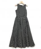 MARIHA(マリハ)の古着「夏のレディのドレス」|Polka Dots