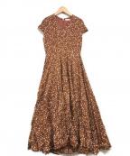 MARIHA(マリハ)の古着「春の月のドレス」|Leopard Dots