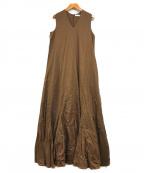 MARIHA(マリハ)の古着「夏の月影ドレス」|チョコレート