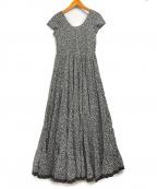 MARIHA(マリハ)の古着「草原の虹のドレス」|Summer Berries