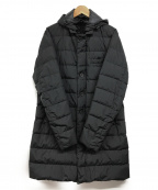 HERNO Laminar(ヘルノ ラミナー)の古着「ゴアテックスウインドストッパーダウンチェスターコート」|ブラック