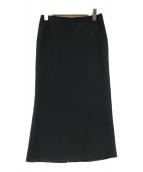 ()の古着「タイトスカート」 ブラック
