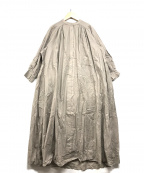 MARIHA pour IENA(マリハ イエナ)の古着「鳥の歌のドレス」|ムーングレー