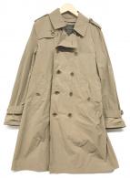 ()の古着「ライナー付コート」|ブラウン