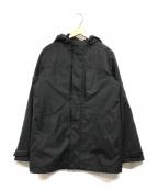 DKNY(ダナキャランニューヨーク)の古着「中綿ライナー付ジャケット」 ブラック