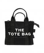 Marc by Marc Jacobs(マークバイマークジェイコブス)の古着「THE MINI TOTE BAG」|ブラック