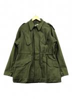 SEYNTEX(センテックス)の古着「フィールドジャケット」 カーキ