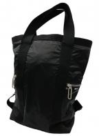 LeSportsac(レスポートサック)の古着「ナイロンリュック」|ブラック