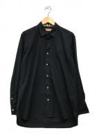 ()の古着「ベーシックシャツ」|ブラック