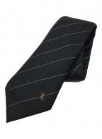 LOUIS VUITTON(ルイ ヴィトン)の古着「シルクネクタイ」|ブラック