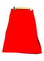 tibi(ティビ)の古着「ミディスカート」|レッド