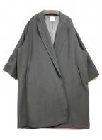 TODAYFUL(トゥデイフル)の古着「トッパーコート」 ブラック