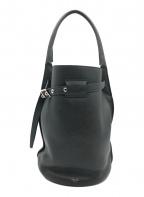 CELINE(セリーヌ)の古着「ビッグバッグ バケットハンドバッグ」|ブラック