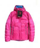 MAMMUT(マムート)の古着「Biwak Jacket ダウンジャケット」|ピンク