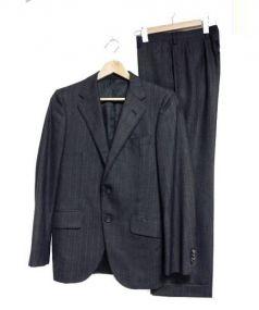UNITED ARROWS TOKYO(ユナイテッドアローズ)の古着「セットアップスーツ」 チャコールグレー