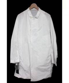 TEATORA(テアトラ)の古着「Wallet Coat P コート」 ホワイト