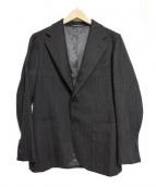 U.A. GreenLabelRelaxing(ユナイティッドアローズグリーンレーベルリラクシング)の古着「BRITISH/W HB 3Bジャケット ジャケット」|ブラウン