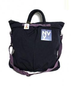NVy by PORTER(ネイビー バイ ポーター)の古着「ヘルメットバッグ」 ネイビー