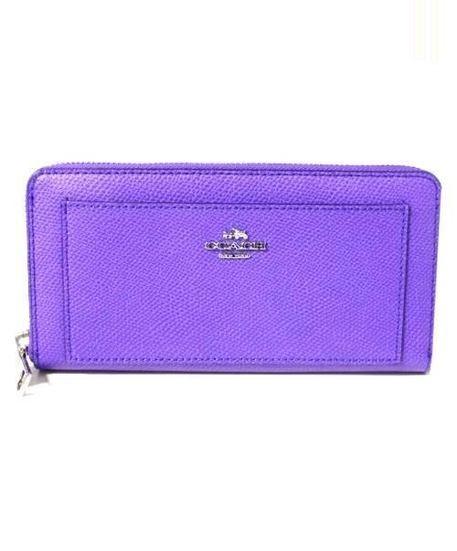 new style f51dc 849a3 [中古]COACH(コーチ)のレディース 服飾小物 財布