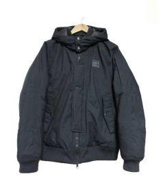 adidas(アディダス)の古着「ダウンジャケット」 ブラック
