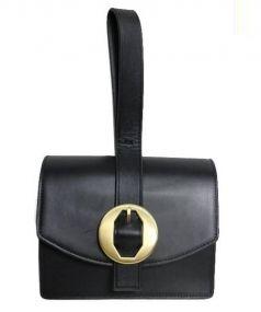 FLYNN(フリン)の古着「リングバックルバッグ」|ブラック